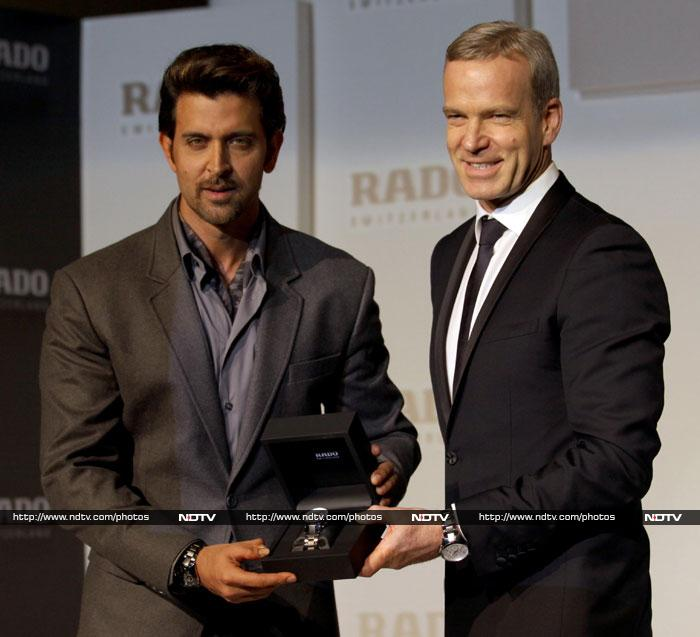 Hrithik watches it, Arjun has a date night