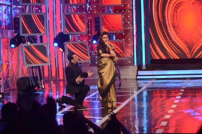 An Unexpected Romance: Salman, Rekha?