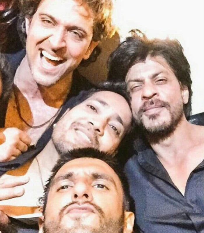 Hrithik\'s Grand Birthday Party With Shah Rukh, Ranveer