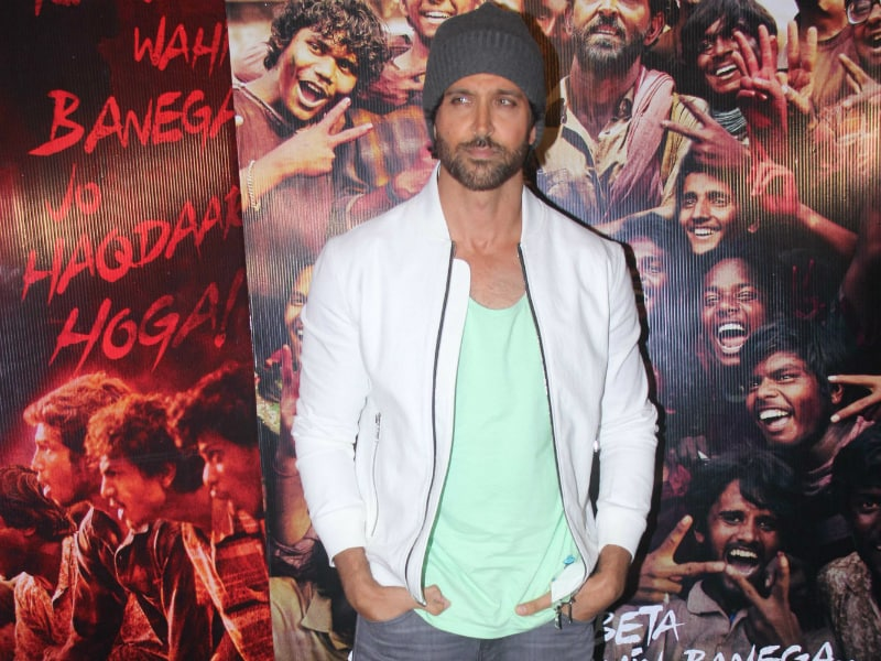 Hrithik Roshan Wraps Super 30 With A Party