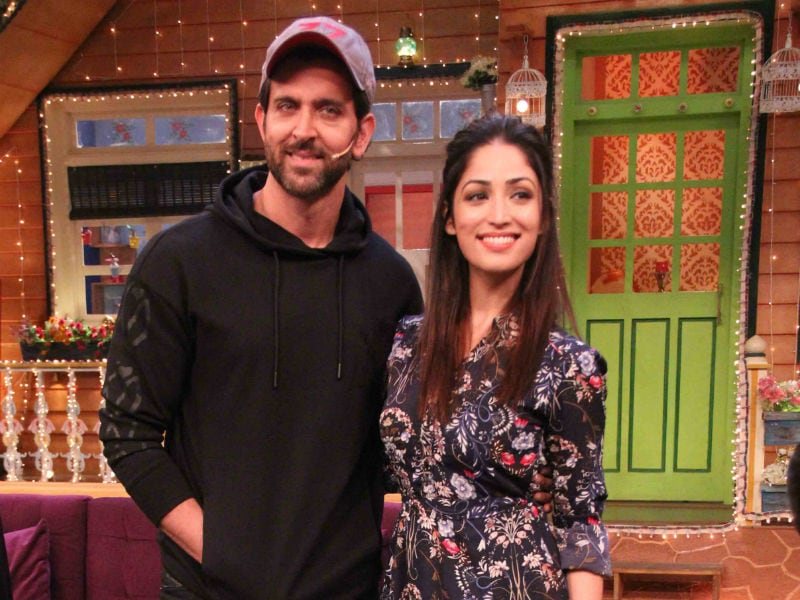 Hrithik Roshan, Yami Gautam Add Laughter Dose To Kaabil