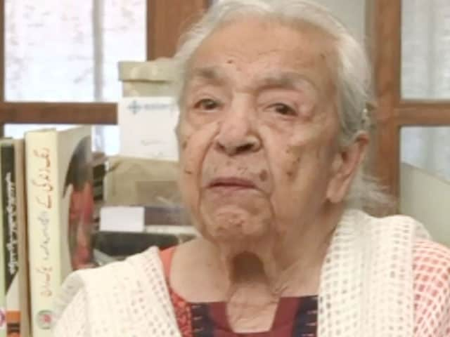 Zohra Sehgal, Always and Forever