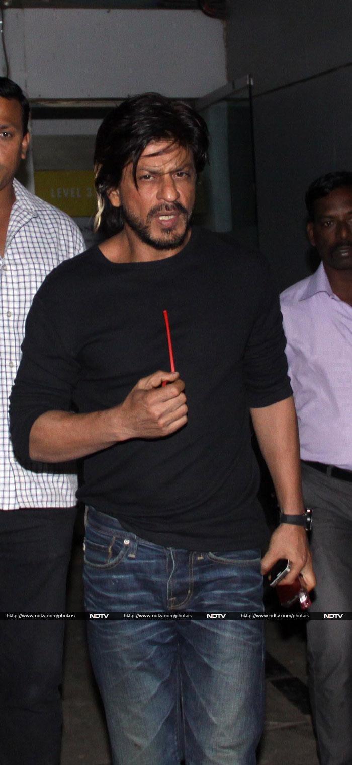 Friday Fun: Huma, Bipasha, SRK