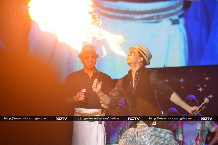 Temptation x 3: SRK, Rani, Madhuri