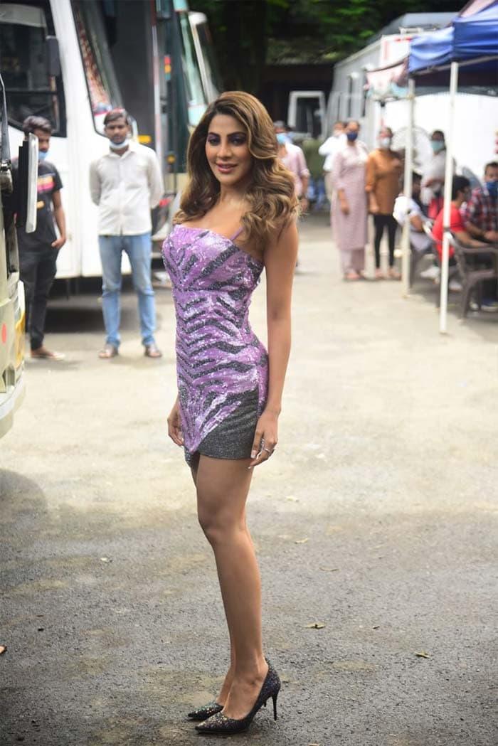 Khatron Ke Khiladi 11 Grand Finale: Divyanka Tripathi, Shweta Tiwari, Nikki Tamboli And Others Spotted On Set