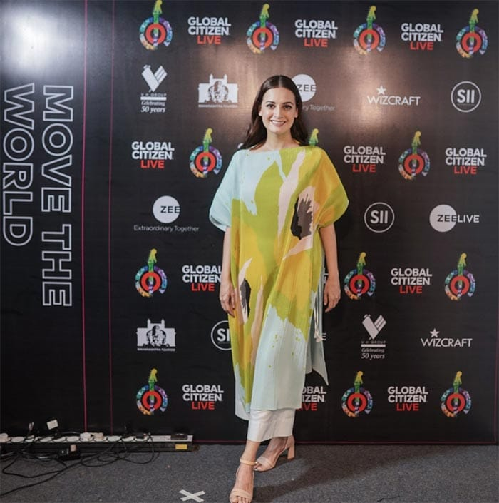 Saree Quirk To Neon Glam: Sara, Janhvi, Ananya Steal The Show At Global Citizen Live
