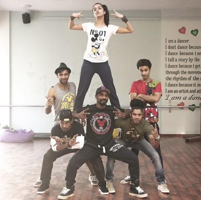 Four Photos to Prove that Shraddha Kapoor Will Rock ABCD 2