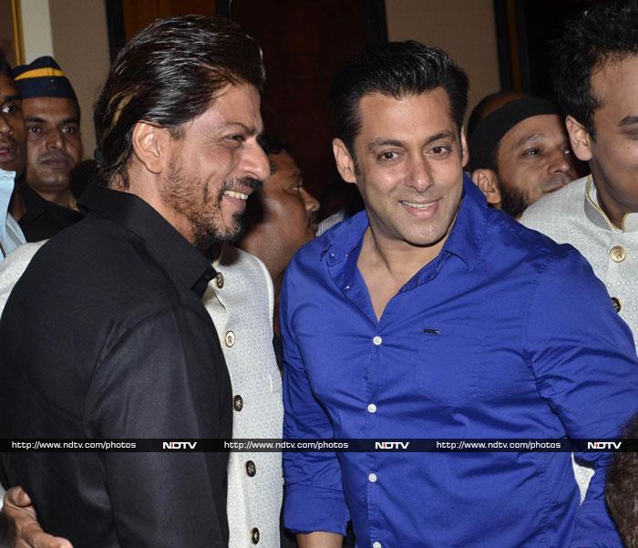 The Iftaar Party Hug, Episode 2: Starring SRK and Salman