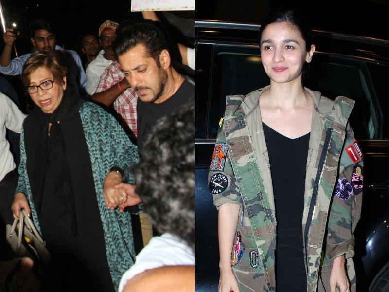 IIFA 2017: Salman Khan, Alia Bhatt Leave For New York