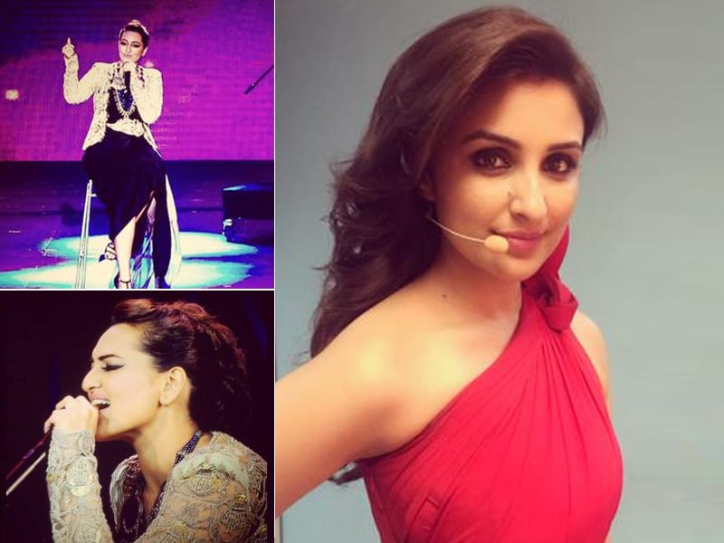 IIFA 2015: How Sonakshi, Parineeti Enthralled Malaysia