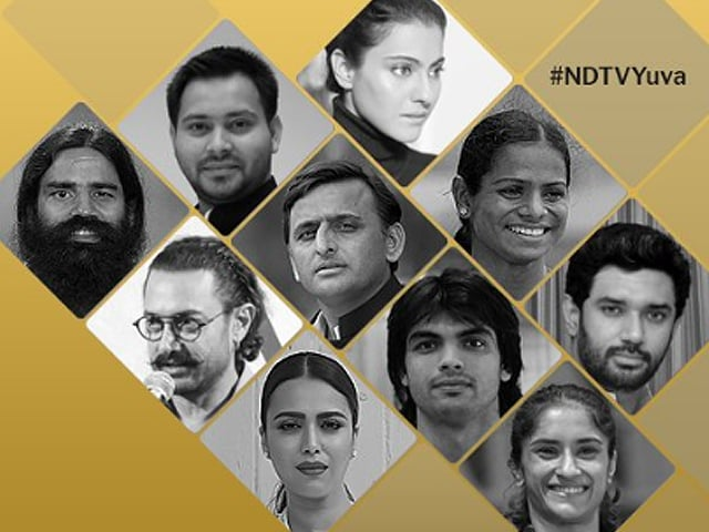 Photo : 'NDTV युवा': जानिए आमिर खान, अभिषेक, स्वरा समेत नेता तेजस्वी यादव, चिराग पासवन ने क्या कहा..