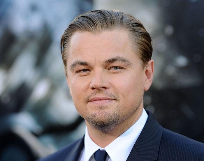 Leonardo, Marion shine at Inception premiere