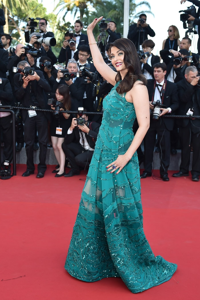 A Last Look at The Indians in Cannes