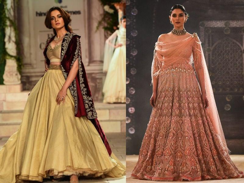 Kangana Ranaut, Aditi Rao Hydari Are Queens Of Fashion