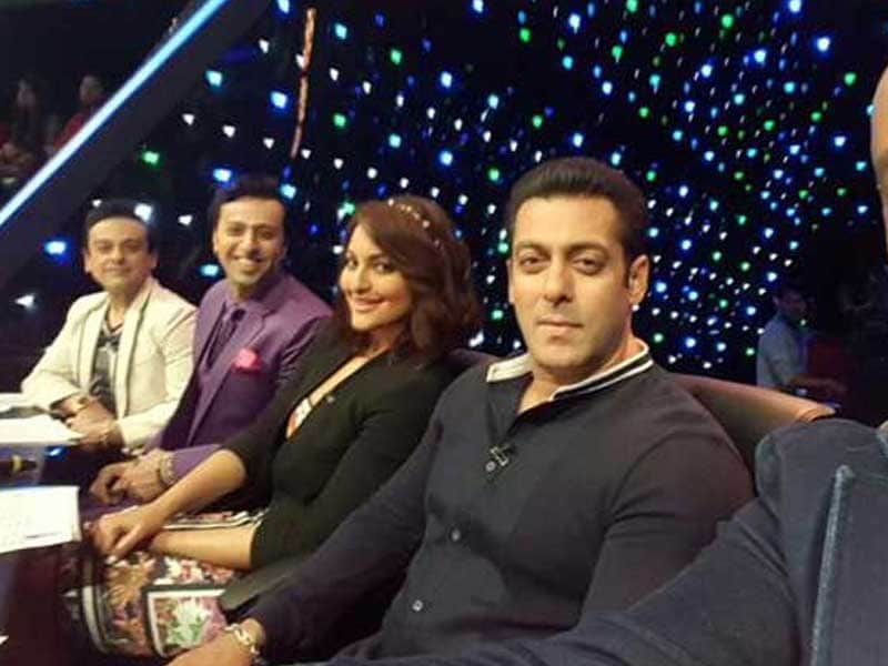 When Salman Said Selfie Le Le Re to Sonakshi
