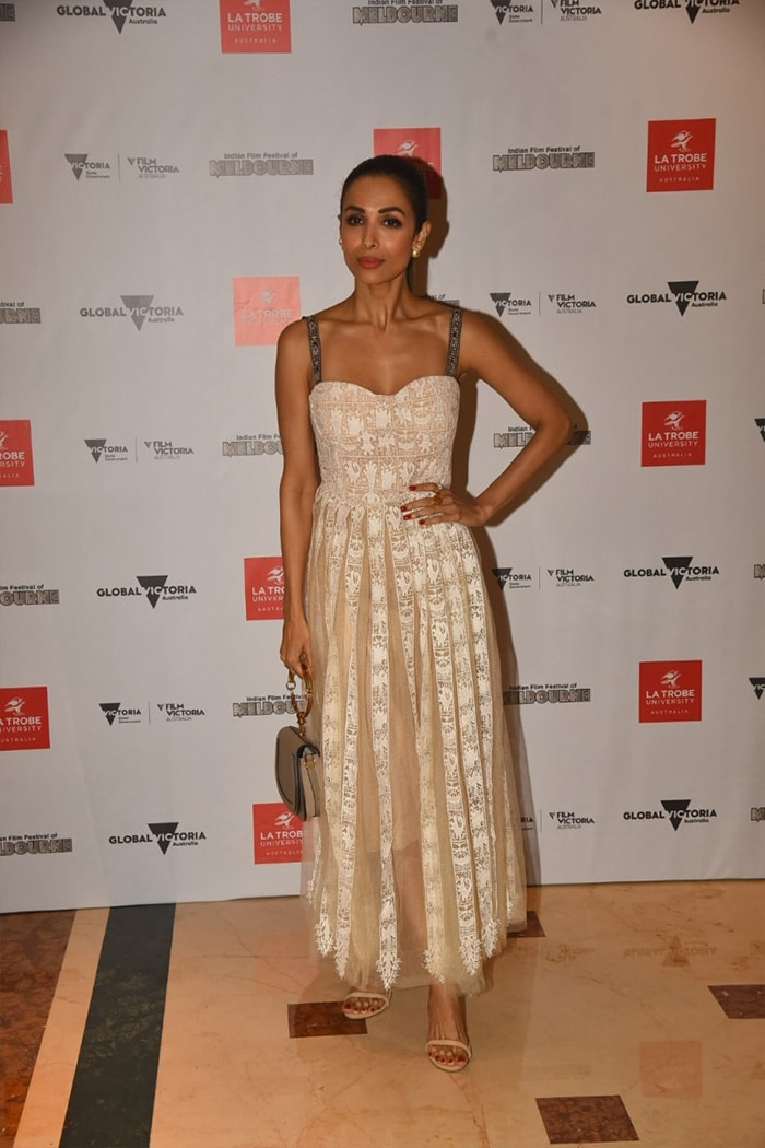 Shah Rukh Khan And Malaika Arora Add Stardust To The Indian Film Festival Of Melbourne