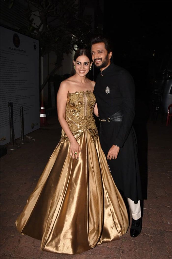 A Starry Night With Genelia-Riteish, Shraddha, Rajkummar And Others