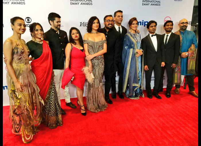International Emmy Awards Red Carpet: Radhika, Kubbra, Nawazuddin Take India To New York