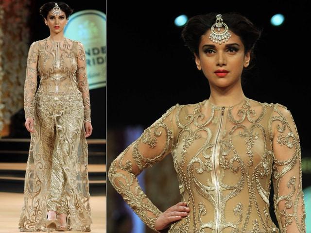 Golden Girl: Aditi Rao Hydari