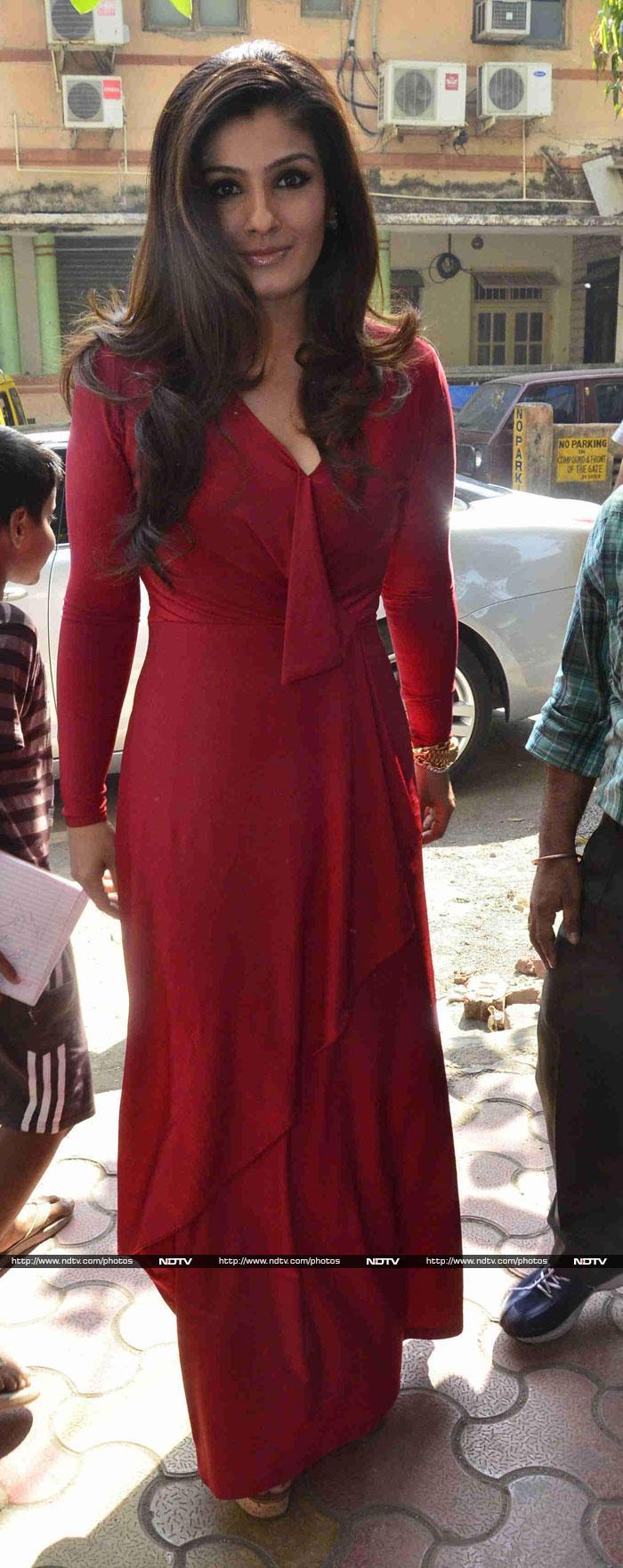 Fashion Date With Kajol, Raveena Tandon