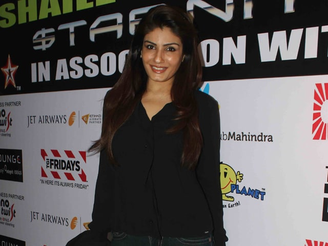 Raveena Tandon's Chic Style