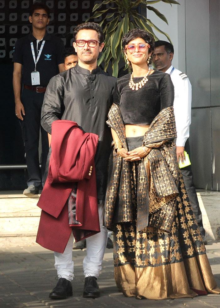 Sky full Of Stars With Priyanka-Nick, Aishwarya, SRK And Others