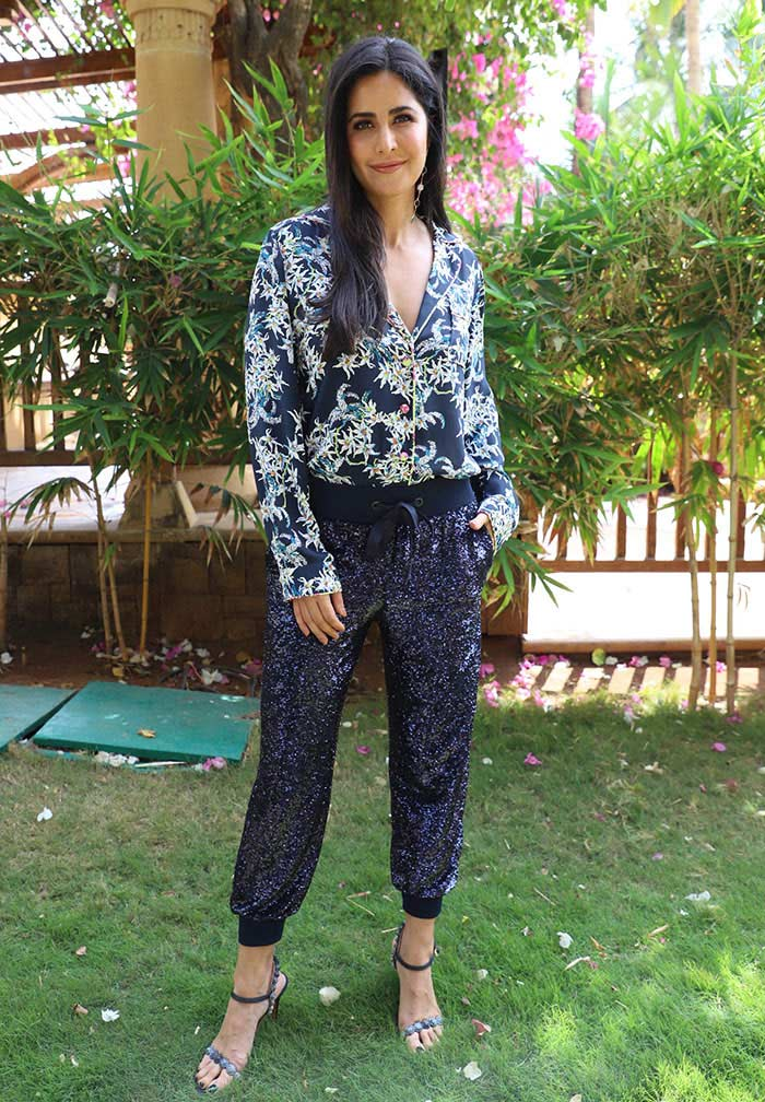 Katrina And Taapsee Put Their Most Fashionable Foot Forward On A Sunny Day