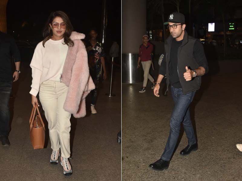 A Sky Full Of Stars With Priyanka Chopra, Ranbir Kapoor And Others