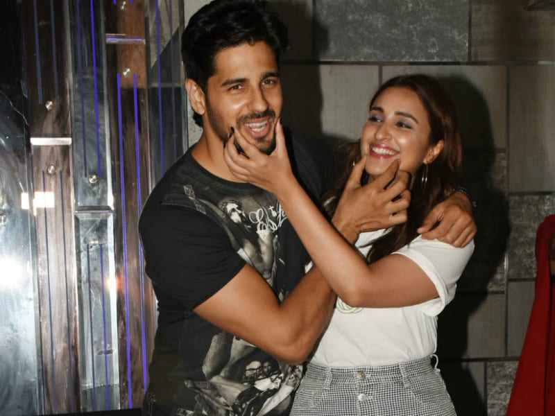 Party Like The Jabariya Jodi - Parineeti And Sidharth