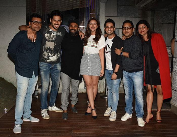 Party Like The Jabariya Jodi - Parineeti And Sidharth