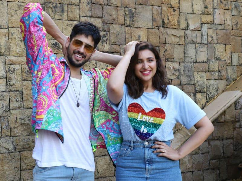 Parineeti, Sidharth, Sonakshi Keep Up With Film Duties
