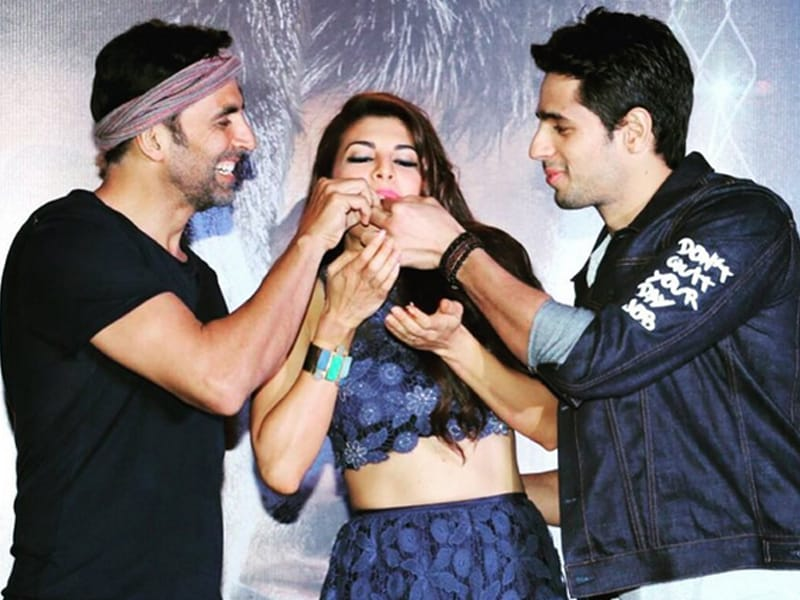 Jacqueline's Eight Birthday Cakes with Brothers Akshay, Sidharth