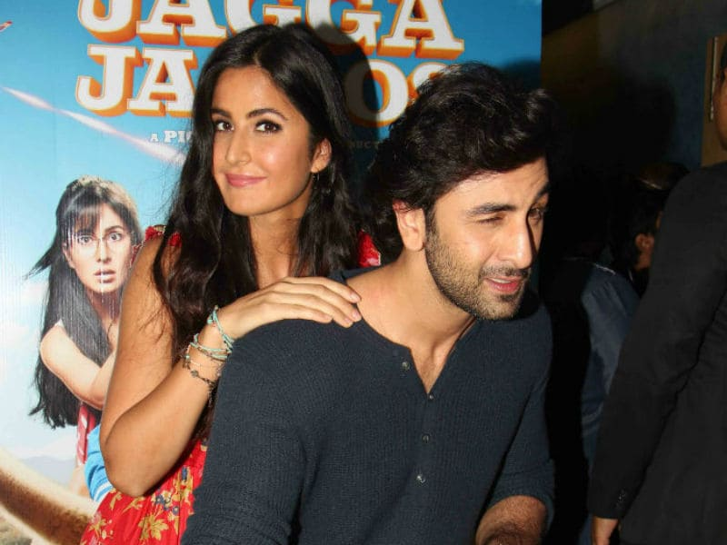 Ranbir And Katrina All Set For A Fun-Filled Adventure