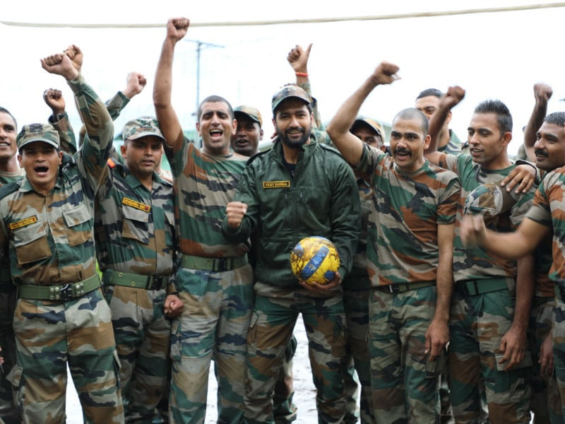 Jai Jawan: Vicky Kaushal Made Memories With Soldiers In Arunachal Pradesh