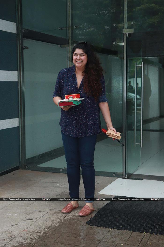 The Kapoor Khandaan Get Together To Celebrate Raksha Bandhan