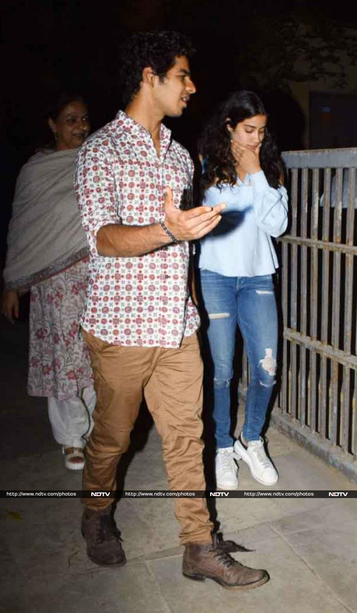 Keeping Up With Janhvi Kapoor