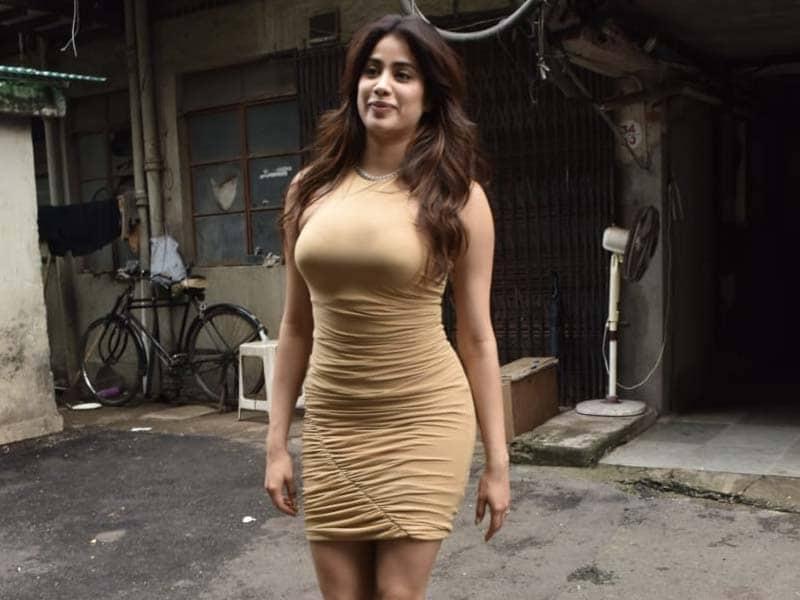 Photo : How Janhvi Kapoor Spent Her Sunday