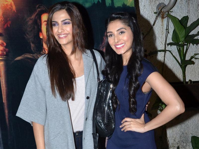 Sonam Cheers Bestie Pernia's Debut Film Jaanisaar