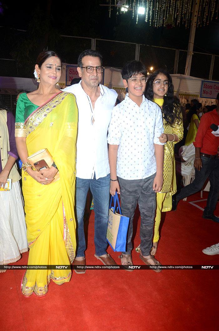 Inside Ekta Kapoor, Mona Singh\'s Janmashtami Celebrations At ISKCON Temple