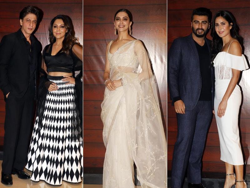 Inside Javed Akhtar's Star-Studded Birthday: Deepika, Shah Rukh, Hrithik, AR Rahman