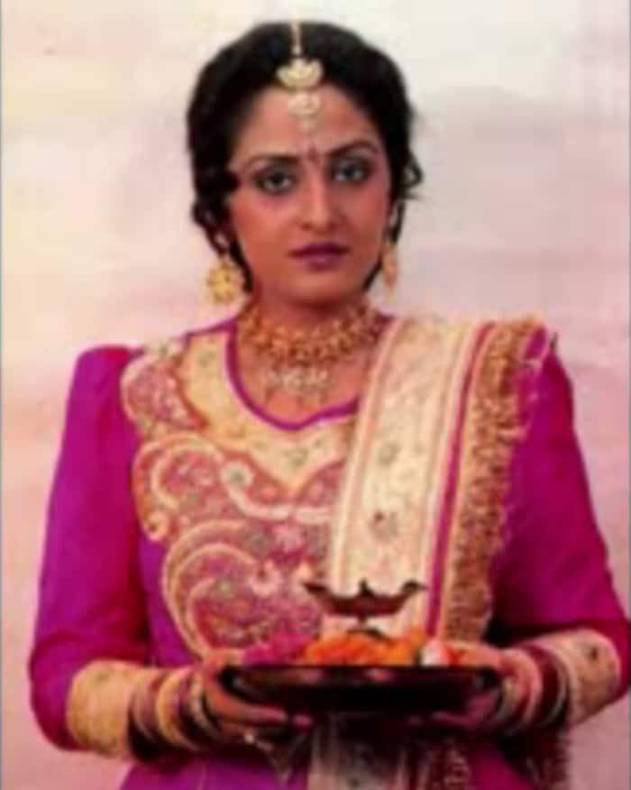 Jaya Prada\'s journey so far