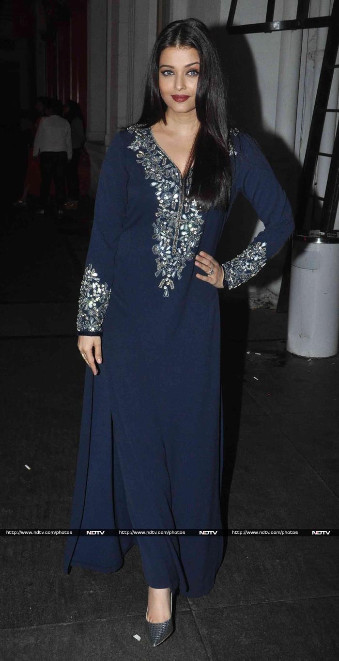 Aishwarya Rai\'s Party Jazbaa