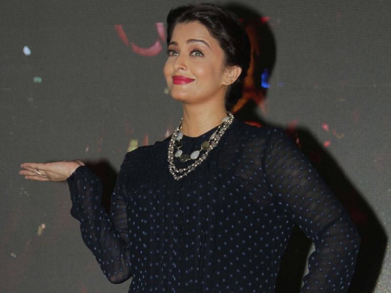 A Jazbaa Party With Aishwarya Rai Bachchan