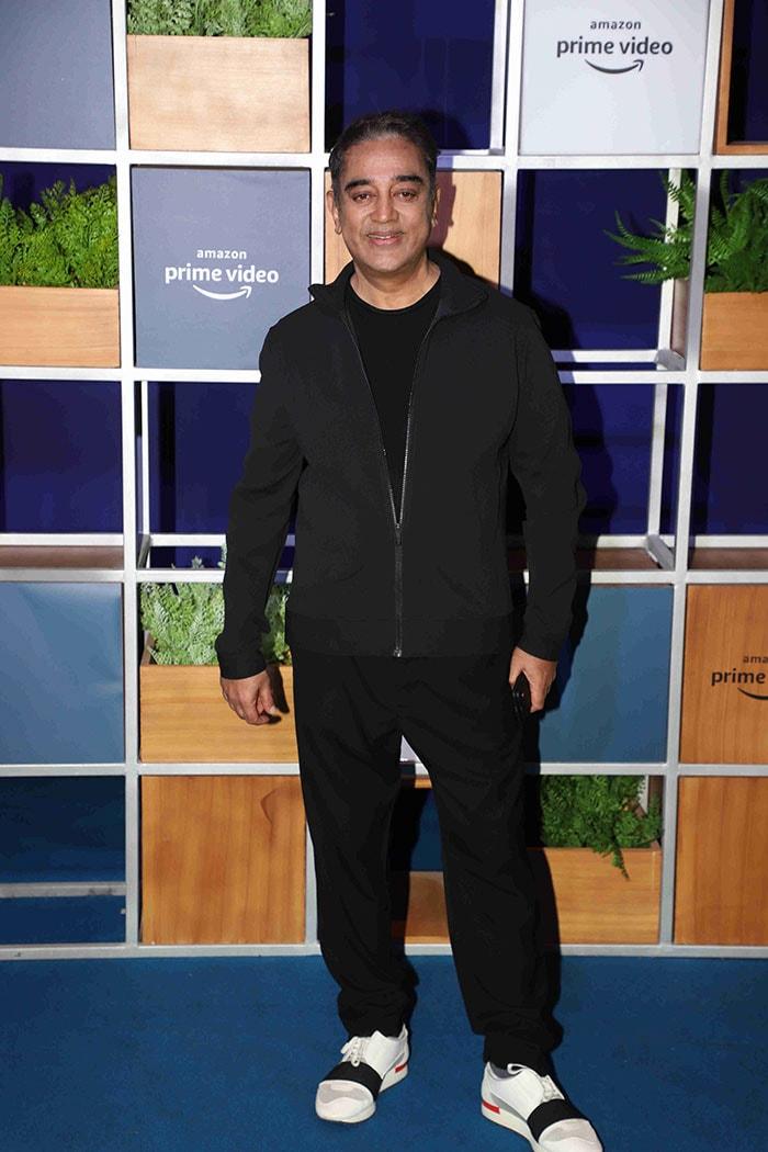 Kamal Haasan, Vidya Balan, Bhumi Pednekar And Others Give Jeff Bezos A Filmy Welcome