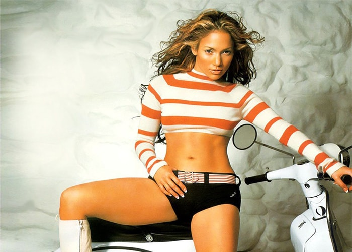 Can you believe JLo is 43?
