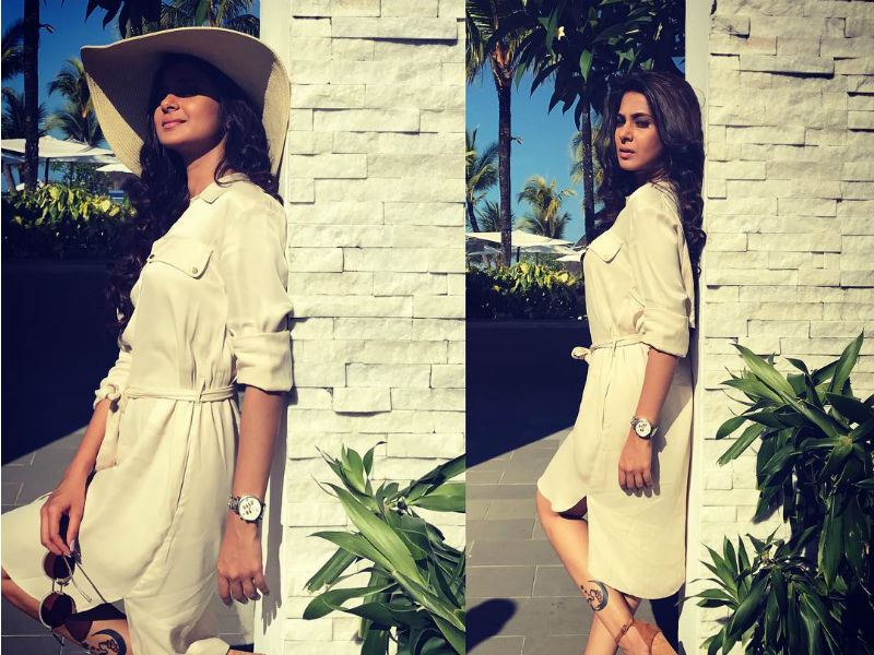 Jennifer Winget's Vacation Pictures Give Us Wanderlust