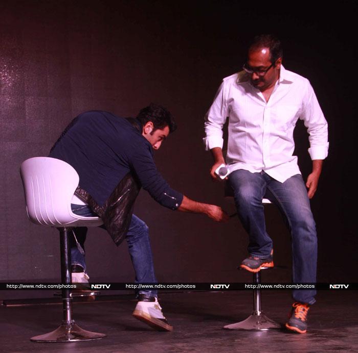 Is Ranbir really Besharam?