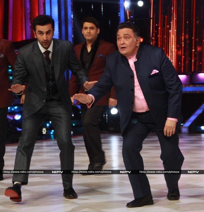 A Jhalak of three Kapoors, plus a bonus Kapoor