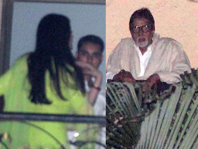 A glimpse of the Bachchans' Karva Chauth