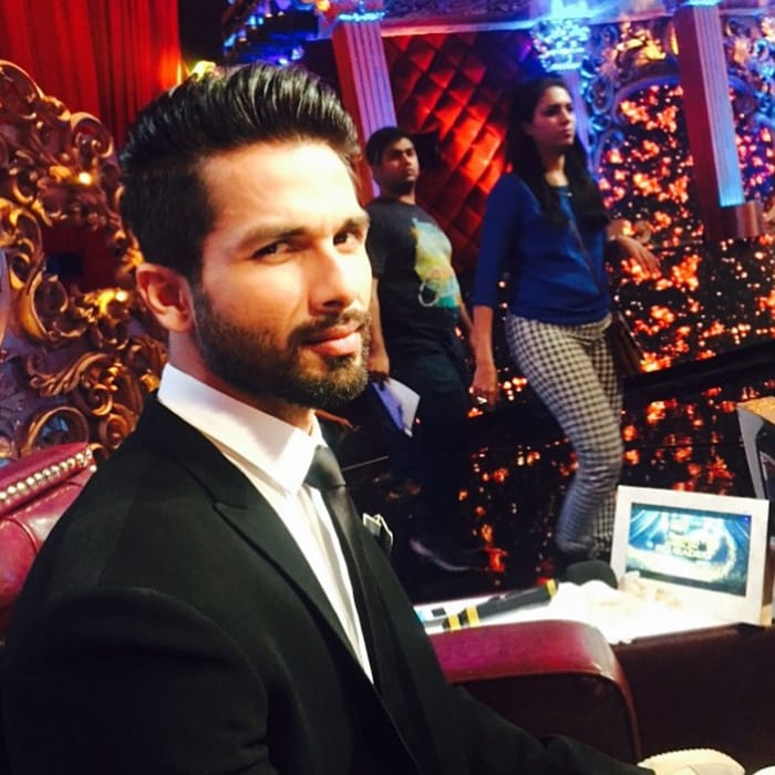 Mischief Managed: Shahid, KJo and Some Behind-The-Scenes Fun on  Jhalak Reloaded